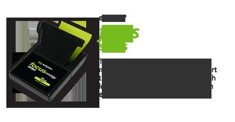 enlyten® focus strips