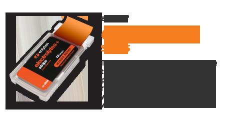 enlyten® electrolytes+ strips