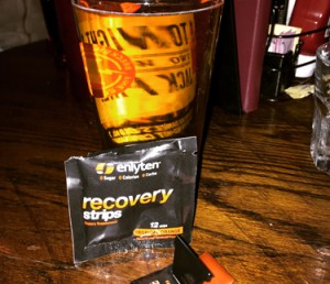 enlyten® recovery strips